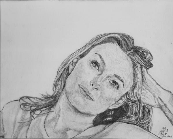 Keira Knightley par ABO